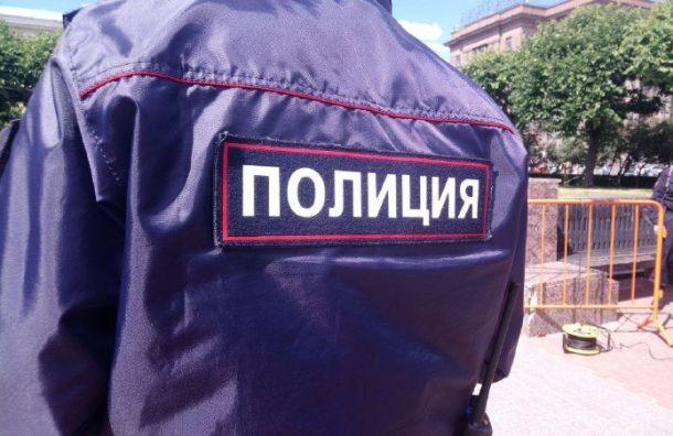 Полиция Приморского района ищет педофила