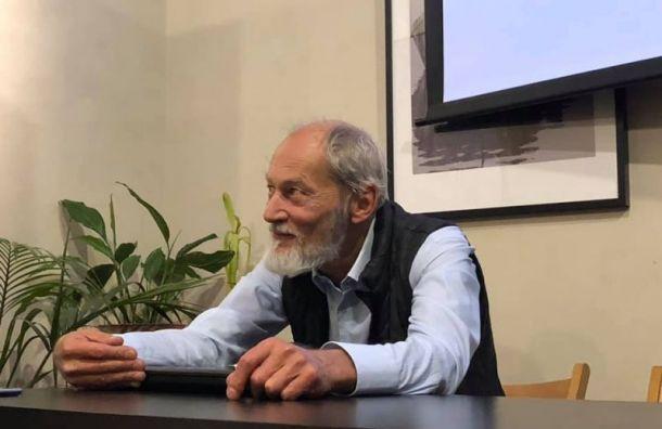 Правозащитник Сергей Шаров-Делоне умер