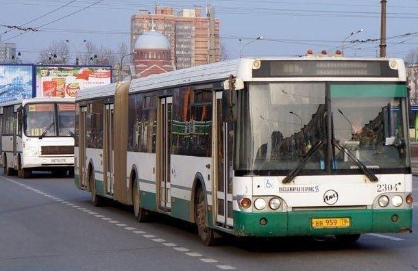 УФАС проверит транспортную реформу вПетербурге