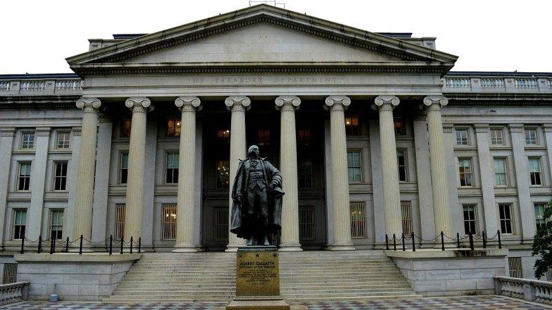 Госдолг США вновь побил рекорд, превысив 23 триллиона долларов