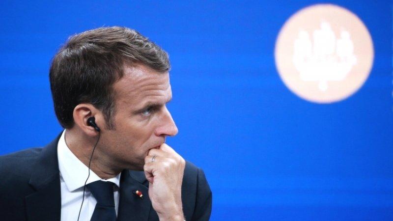 Макрон диалогом с КНР, США и РФ претендует на лидерские позиции в Евросоюзе