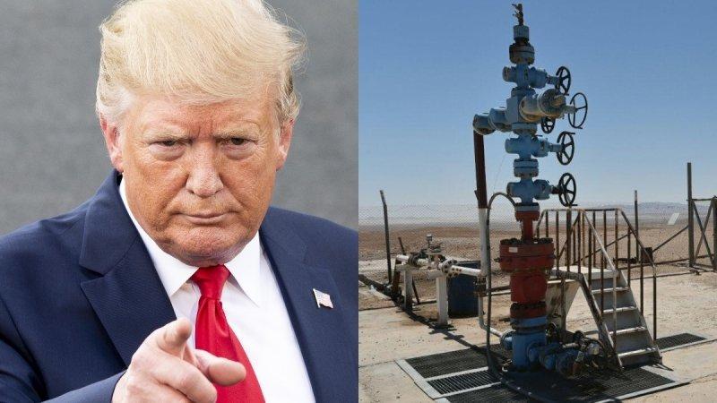 Эксперт раскрыл бандитскую логику Трампа, ворующего сирийскую нефть с помощью курдских боевиков