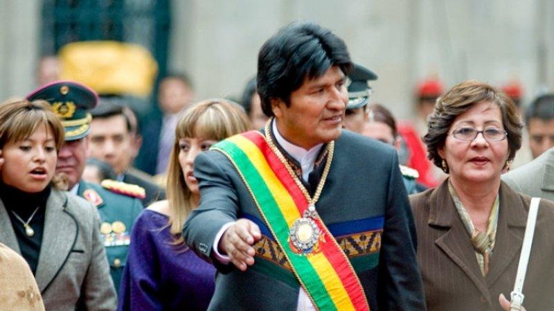 Эво Моралес заявил, что в Боливии на фоне протестов пройдут новые выборы