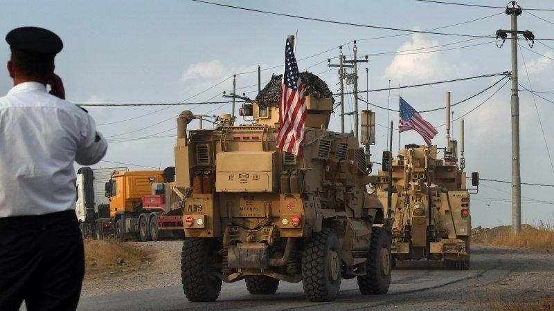 США привезли в Сирию новейшую военную технику, чтобы продолжить кражу чужой нефти