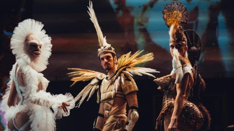 Кутюрье Жан-Поль Готье представит Fashion Freak Show в Петербурге