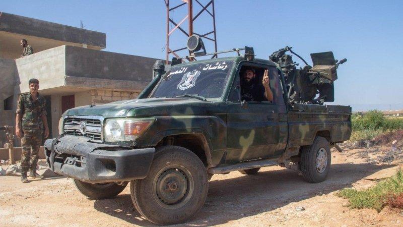 США вторглись в Сирию для захвата нефтяных месторождений