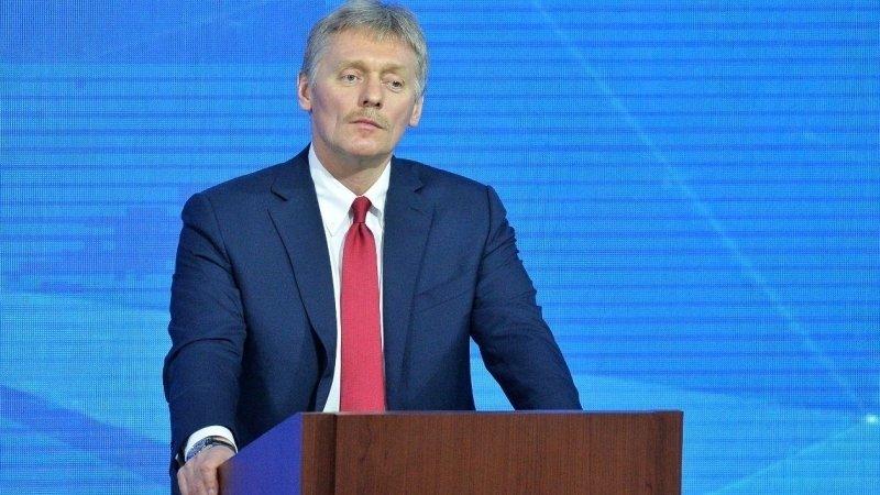 Песков отверг инициативу «входа по паспорту» в интернет