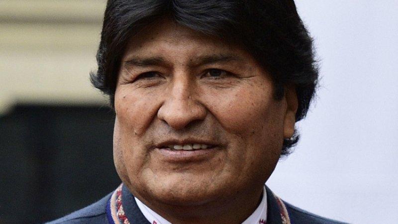 Источник переворота в Боливии находится в Вашингтоне, заявил Эво Моралес