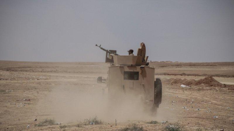 Протурецкие силы уничтожили штаб курдских боевиков в Хасаке