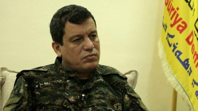 Госдеп США не хочет признавать поддержку главаря курдских боевиков в Сирии
