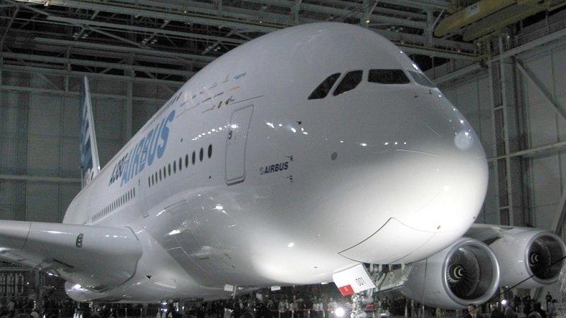 Самолет Airbus, не загрязняющий окружающую среду, может появиться к 2030 году