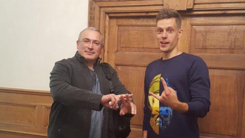 Соловьев считает, что Ходорковский вспомнил о Дуде, когда искал замену Навальному