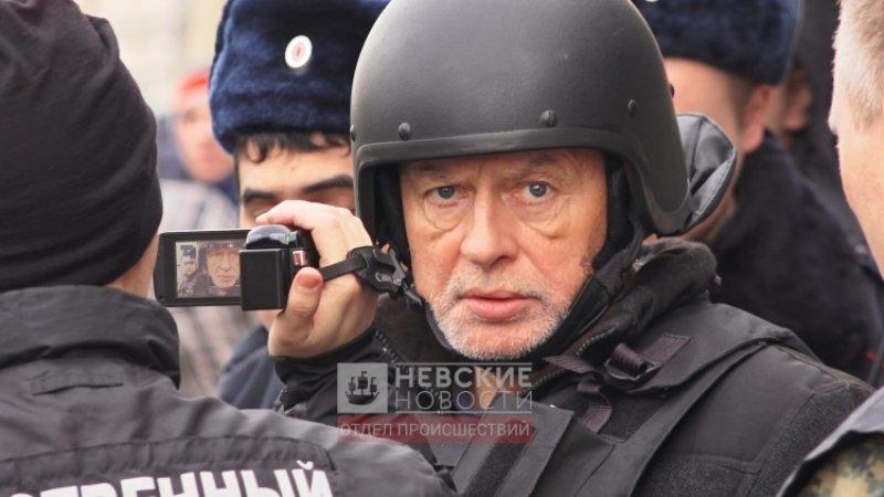 Видео попытки суицида Соколова на следственном эксперименте появилось в интернете
