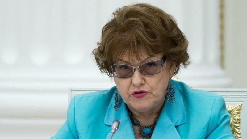 Президент СПбГУ Людмила Вербицкая ушла из жизни в Петербурге