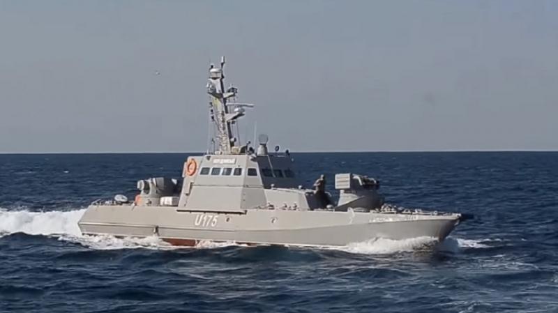 Киев оценила ущерб возвращенным Россией украинским военным кораблям