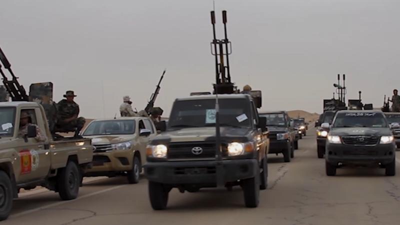 Италия должна ответить за разведывательные беспилотники в Ливии, заявили в ЛНА