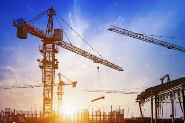 Как изменились объемы строительства в Украине
