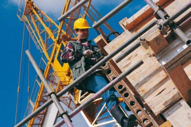 Строители Харькова освоили 10 млрд. гривен
