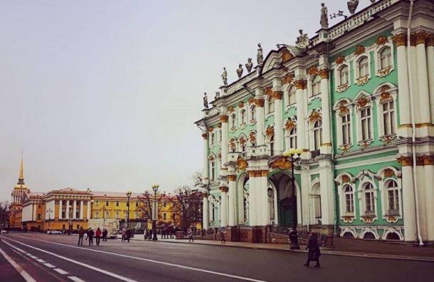 Синоптики пообещали петербуржцам снежное 8декабря
