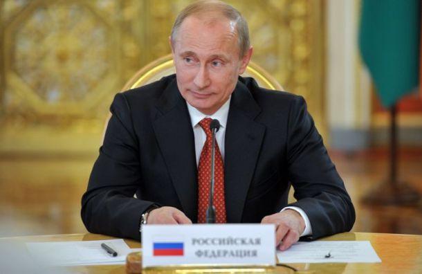 Подписанный Путиным закон позволит присваивать гражданам статус