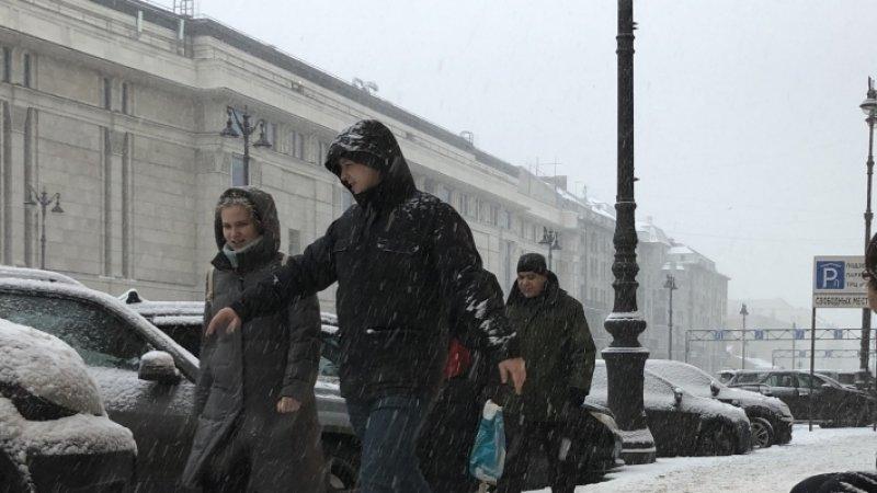 Синоптики рассказали о «пятнистых» осадках в декабре