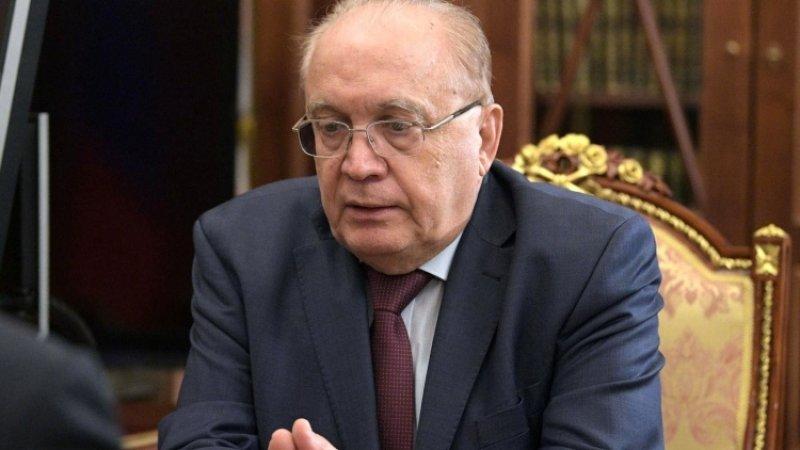 Ректор МГУ Садовничий поддерживает патриотические инициативы