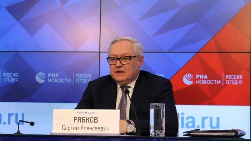 Рябков призвал оставшихся участников СВПД противостоять «разрушительной линии Вашингтона»