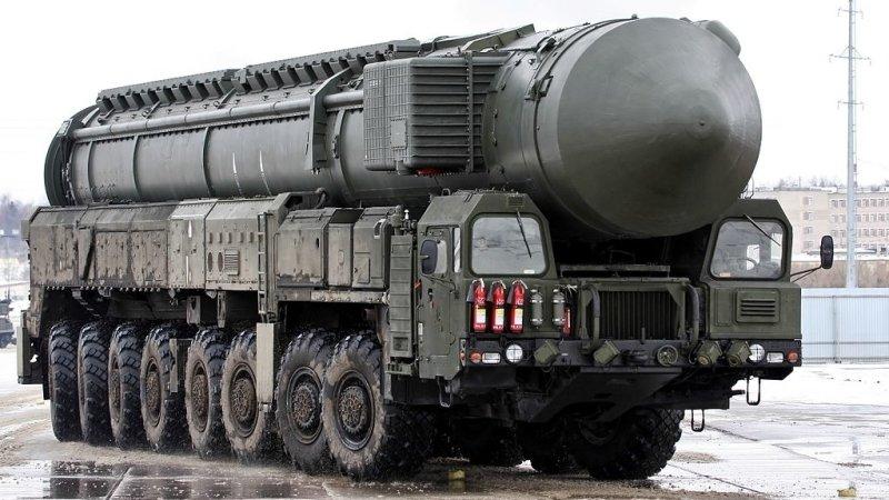 Курсанты РВСН провели учения со стратегическими комплексами «Тополь»