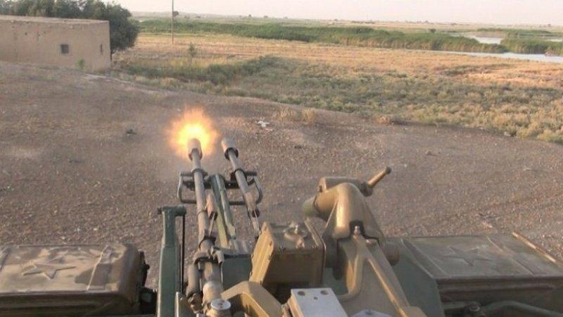 Один человек погиб при ракетном обстреле в сирийской Хаме