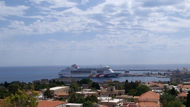 Турция и террористы ПНС Ливии лишили Грецию права на морские зоны в районе ее островов