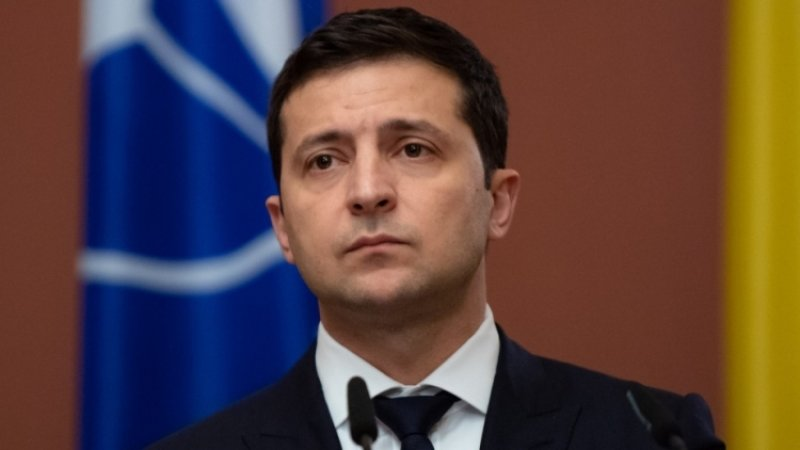 Зеленский требует контроль над границей с РФ до выборов в Донбассе