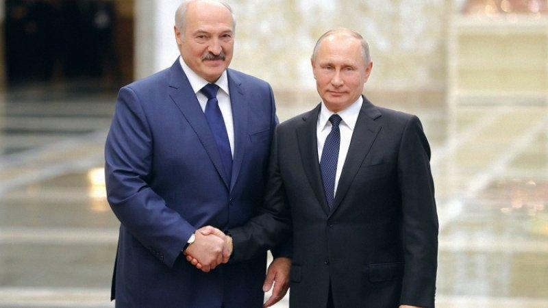 Встреча Путина с Лукашенко ориентировочно состоится 20 декабря в Петербурге