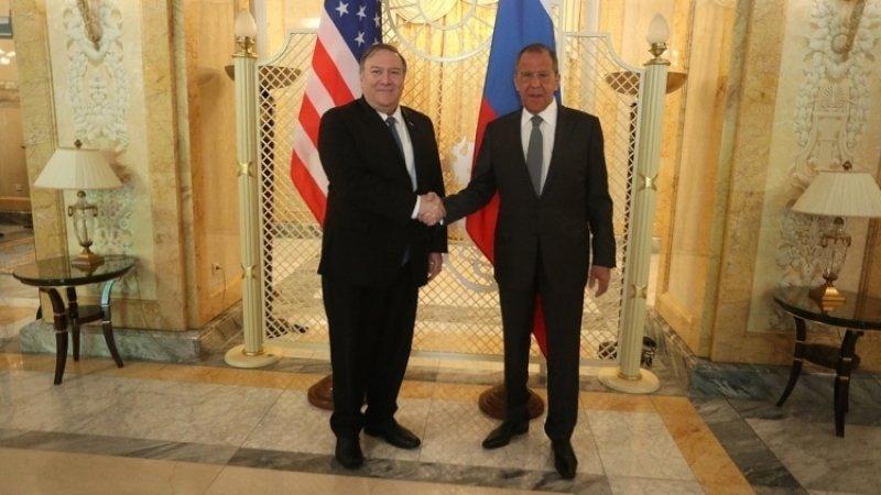 Лавров и Помпео согласились, что военного решения конфликта в Сирии нет