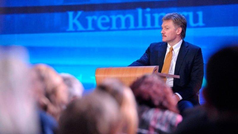 Украина формально не выдвигала инициатив о миротворцах в Донбассе — Песков