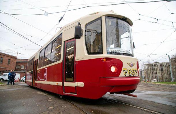 Трамваи начнут ходить поулице Савушкина с15декабря